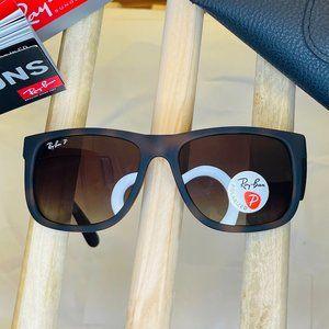 👀Ray-Ban RB4165 Justin Polarized Sunglasses